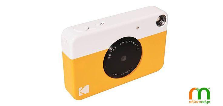 Kodak melez bir instant kamera duyurdu Devamı; http://www.rellablog.com/kodak-melez-bir-instant-kamera-duyurdu/ #Rellamedya #Teknoloji #Kodak
