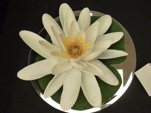 103 Best Shell Art Seashell Flowers Images On