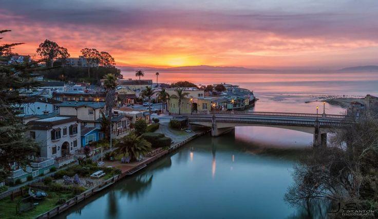 Capitola Village, Santa Cruz California