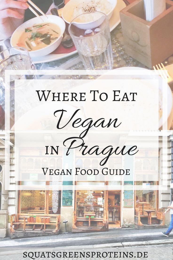 Where to eat Vegan in Prague? Meine Lieblingsrestaurants in Prag findet ihr hier - leistbar, vegan und lecker!