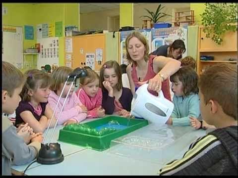 DVD : Les apprentissages de sciences à l'école maternelle (partie 1) - YouTube