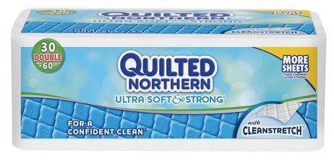 Target: Quilted Northern Bath Tissue Only $0.19 per Single Roll!