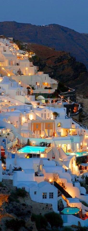 Santorini, Grécia Soon, Greece