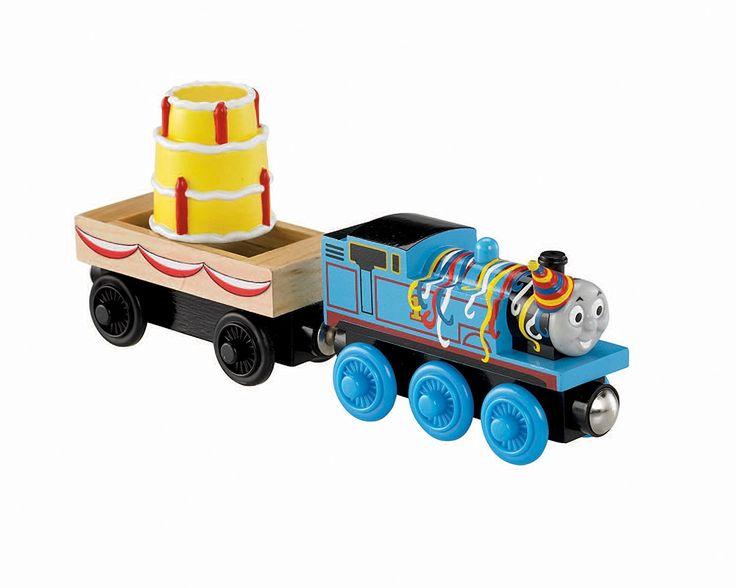 Amazon:+Happy+Birthday+Fisher-Price+Thomas+&+Friends+Wooden+Railway+Only+$8.71+{reg.+$24.99}