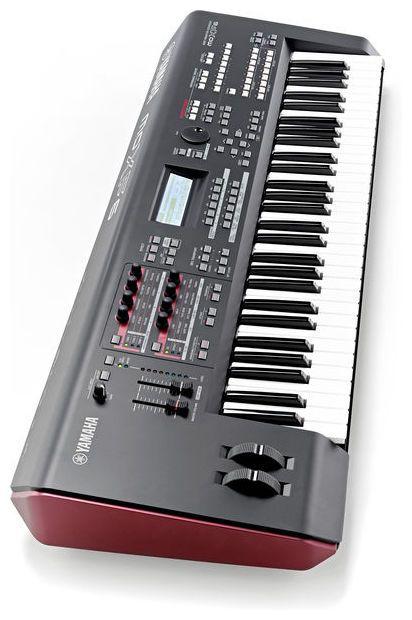 Yamaha MOXF 6 - Thomann www.thomann.de www.thomannd.de #synths #synthies #synthesizer #synthesizers #keys #studio recording #sound #electronic #music