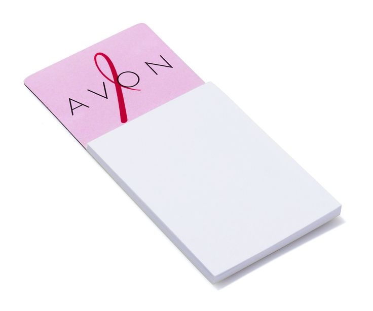 MagneticNotepads Breast Cancer Awareness, 9 lei. Profits from the sale of this notepad will be donated to the Avon Breast Cancer Crusade. Set de 2 carnețele magnetice, 9 lei https://www.avon.ro/539-606/produse-campanii-sociale/campania-impotriva-cancerului-la-san/