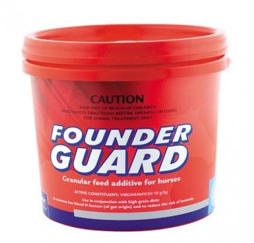 IN STOCK: Virbac Founder Guard - The only registered preventative against feed-induced founder.