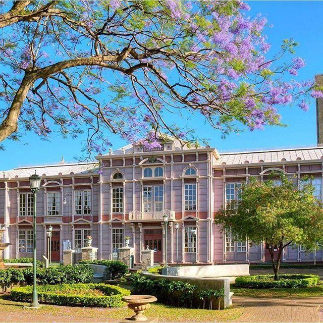 Escuela Buenaventura Corrales, one of Costa Rica's oldest schools.
