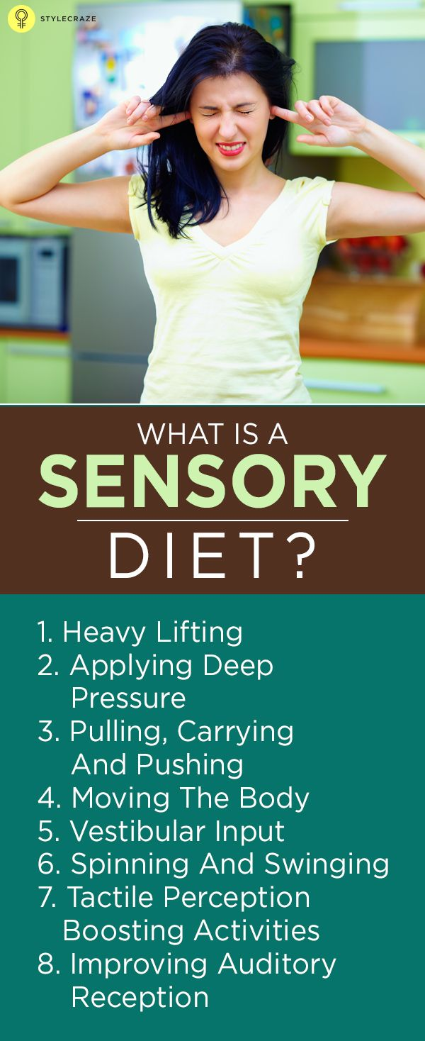activity adult Sensory for
