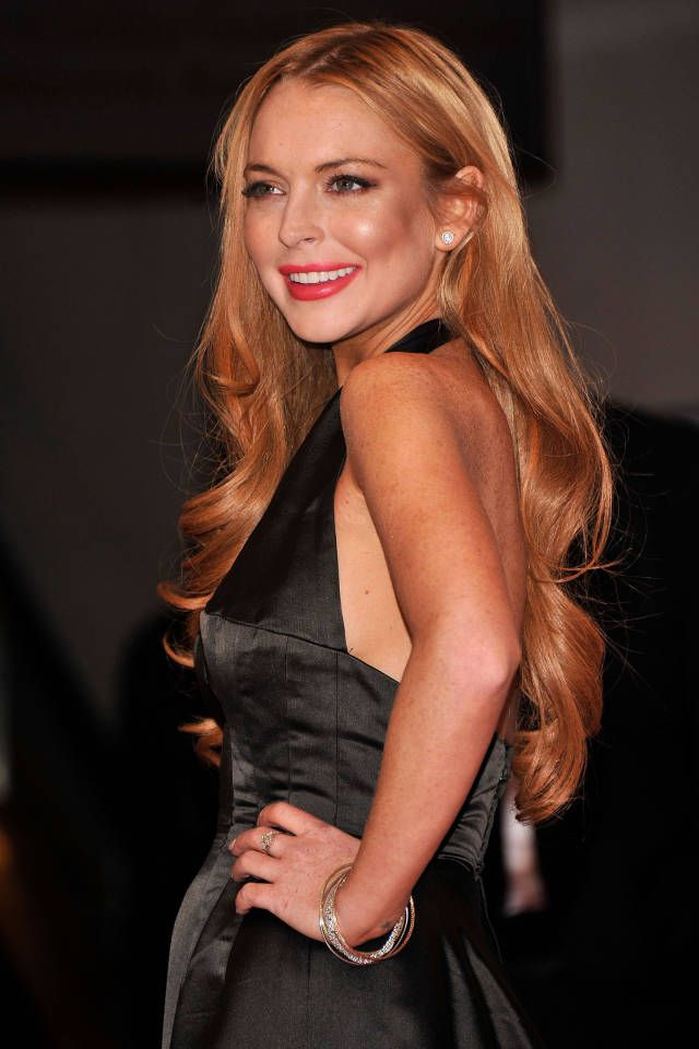 Why is Lindsay Lohan headed to London? The answer might surprise you...
