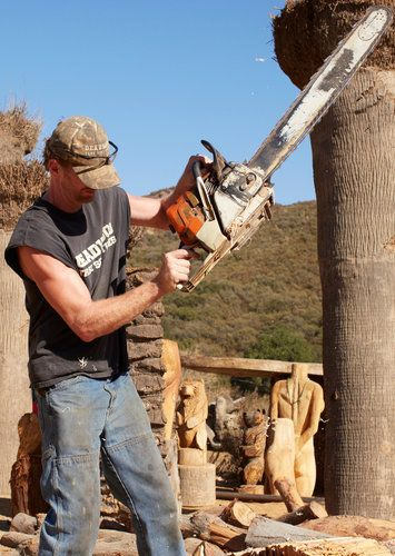 Ideas about chain saw on pinterest hand