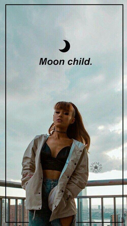 Imagen De Moonlight Wallpaper And Backgrounds Ariana Grande