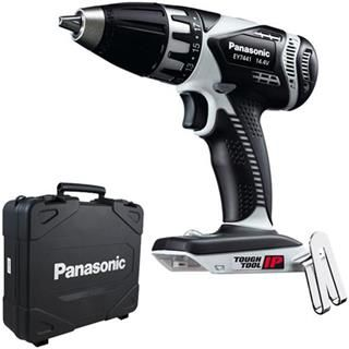 Panasonic EY7441X Cordless 14.4v Drill Driver (Body Only in Case)