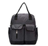 Lovely New Fashion Designer Print Multifunctional Waterproof Shoulder/Backpack 6 Colors