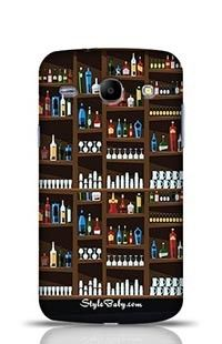 Bar Counter Samsung Galaxy Core i8262 Phone Case