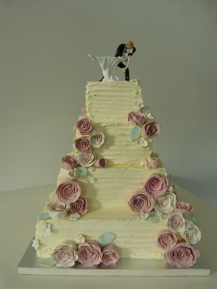 119 best Hochzeitstorten images on Pinterest
