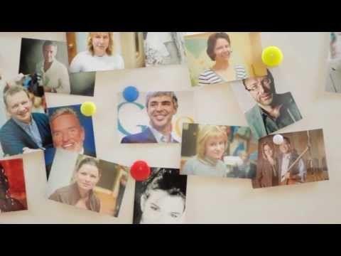 Vídeo de casa de niños (y de paso unos cuantos famosos estudiantes montessorianos)