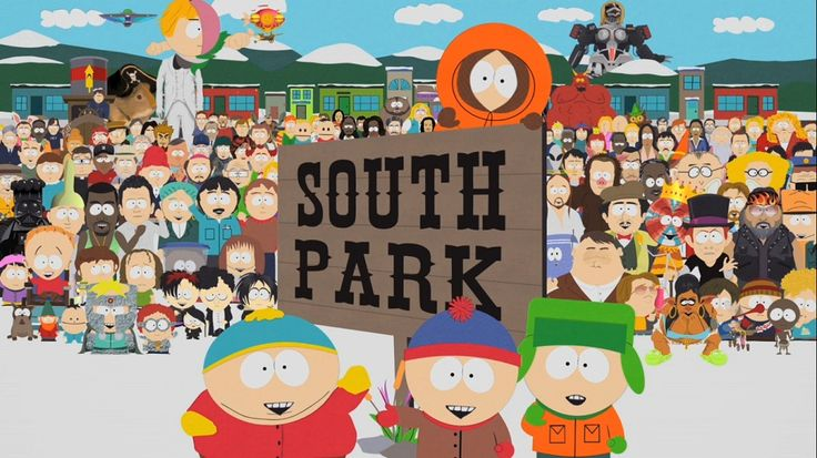 "South Park (Comedy Central-September 13, 2017) Season 21 - animated sitcom South Park will contain ten episodes. This season has planned ""dark weeks"", weeks where no new episodes will air, after episode three, episode six, and episode eight."