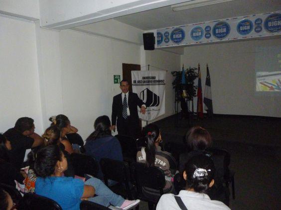 """Identidad Digital"". UJGH. Nov 2014. Maracaibo, Zulia."