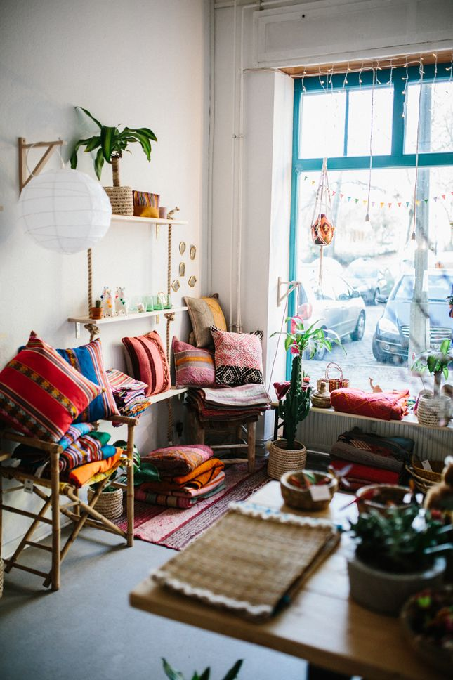 Berlin Shopping Tip: Nandi Concept Store