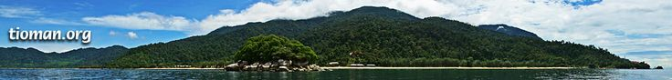 Tioman Island. One of the most beautiful places I have been!