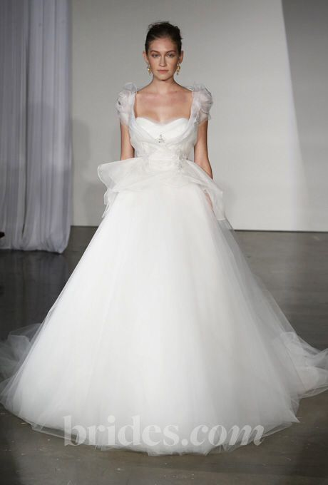 MARCHESA Dress Wedding
