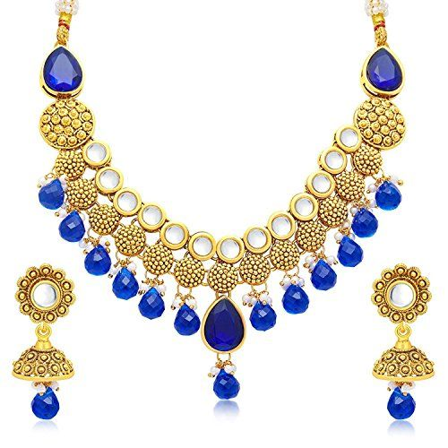 Indian Bollywood Gold Plated Blue Pearls Traditional Kund... https://www.amazon.com/dp/B01N5DFU89/ref=cm_sw_r_pi_dp_x_k1RMybPA0K80J