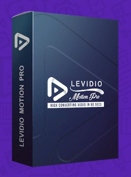 Levidio Motion Pro By Maulana Malik is best powerpoint video creator with combine the power of high quality video with high converting video script plus an engaging voice over by a native, allowing you to build top-quality animated videos and create a highly converting video in 60 seconds or less  #Levidio #levidiomotion #powerpoint #videotemplates #marketing #business #presentations #videomarketing #affiliatemarketing