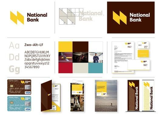 National Bank of Kenya | Interbrand Sampson  A strategic approach to re-aligning the National Bank of Kenya brand to  achieve the target of a top tier bank in Kenya and East Africa #rebrand #interbrandsampson #NationalBankofKenya #NBK