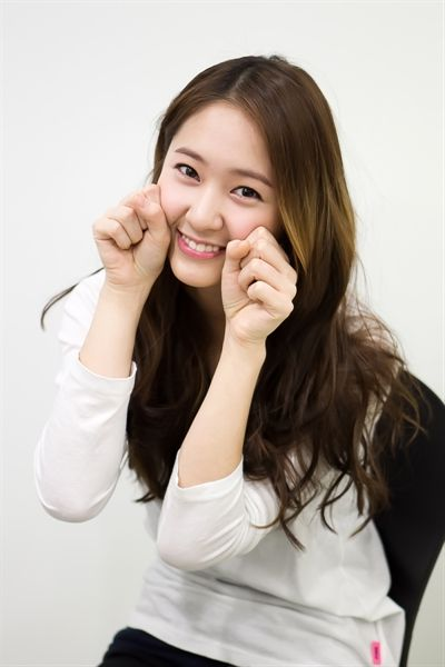 Krystal's Cuteness