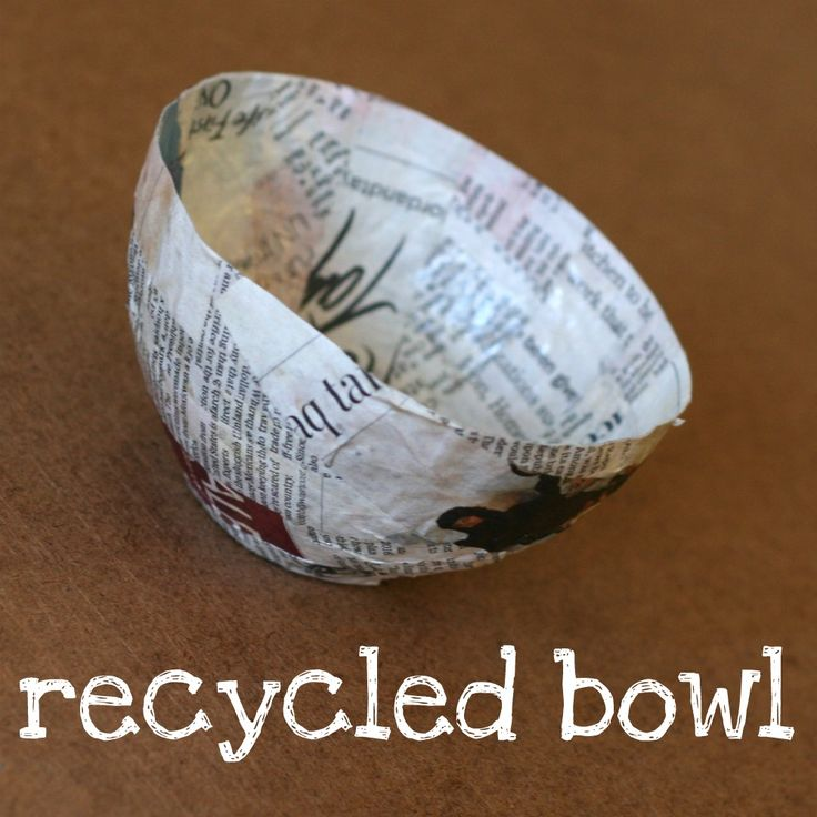 40 best tissue paper bowls paper mache images on for Best paper for paper mache