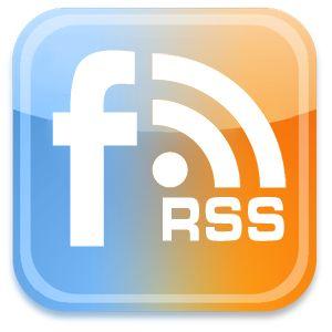 Faça um feed rss com sua fan page. #marketingdigital #midiasociais