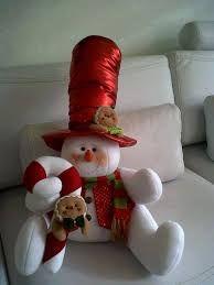 Resultado de imagem para muñecos de navidad