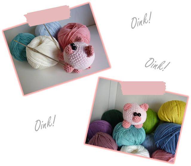 121 best Amigurumis images on Pinterest | Crochet animals, Crochet ...