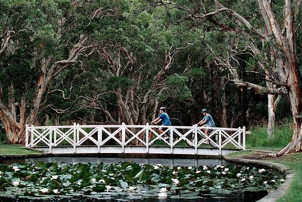 Centennial Park, Sydney.   Photo: Jon Reid