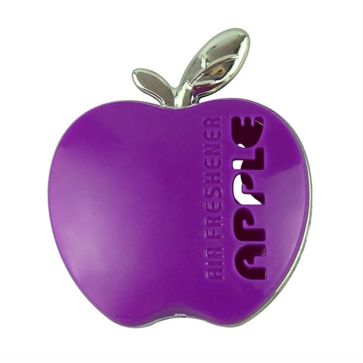 New Auto Car Air Freshener Clip Perfume Comfort Outlet Diffuser For Car Vehicle Home purple