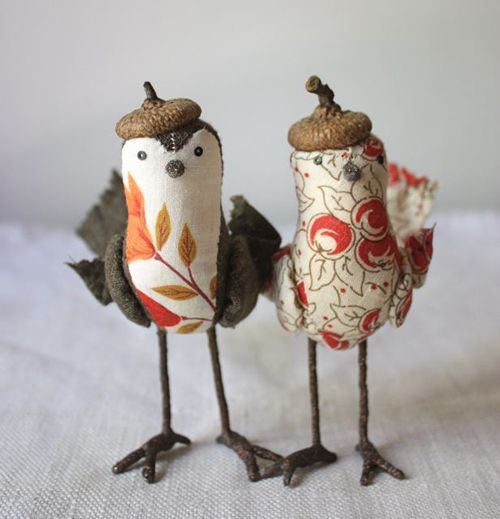 Birds: Crafts Ideas, Birds Of Paradis, Little Birds, Anne Wood, Cakes Toppers, Wedding Cakes, Wood Creations, Fabrics Birds, Sweet Cakes