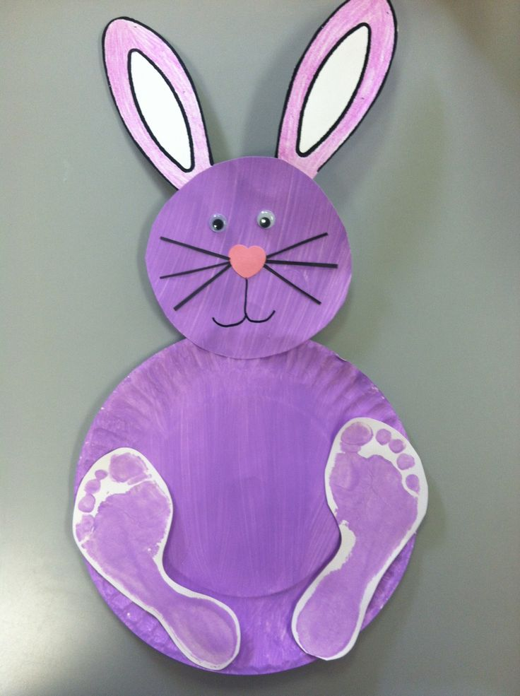 Preschool Easter Project April 2014