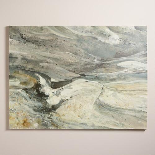 Greystone by albena hristova art worldgold wall artmodern paintingsfresh
