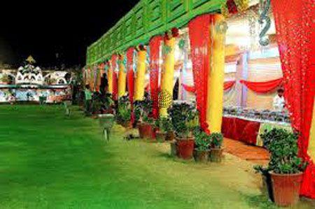 Rangoli Garden Party Lawn in Gurgaon - Plan Your Wedding