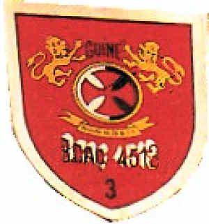3ª Companhia de Caçadores do Batalhão de Caçadores 4512/72 Guiné