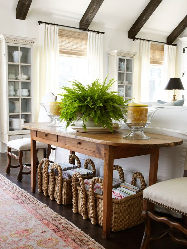 Storage Inspiration for Small Spaces | Traditional Home