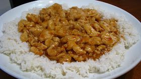 Carrie's Cooking and Recipes: Chinese Chicken