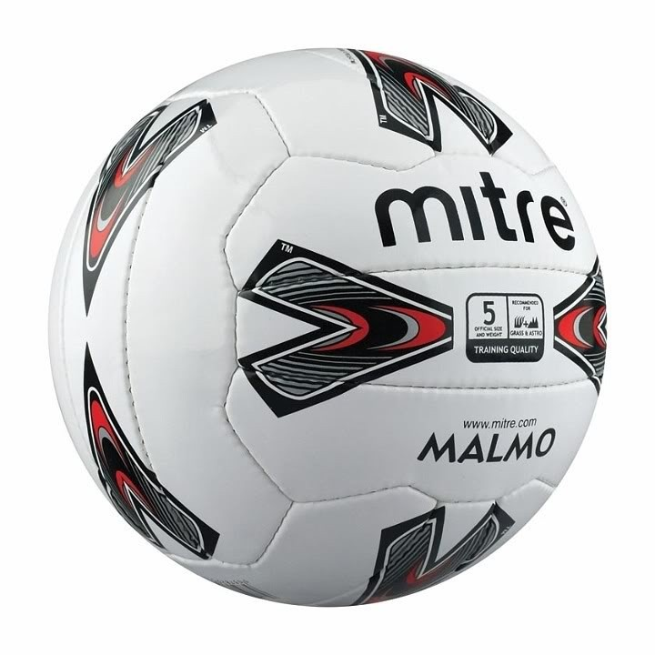 37a5259a89d Mitre Malmo Training Football Ball in Sizes 3   4   5