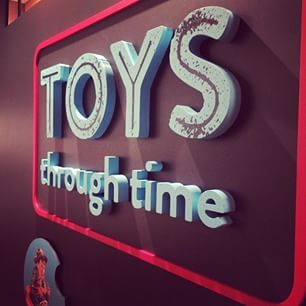 #toysthroughtime exhibition opening this saturday at Museum of Sydney - come see it!!