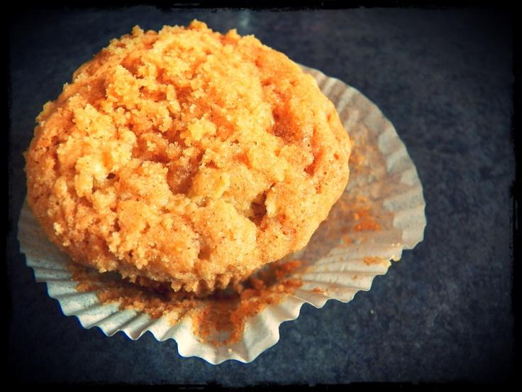 Apple Strudel Muffin   My Sweet Sanity Recipes   Pinterest