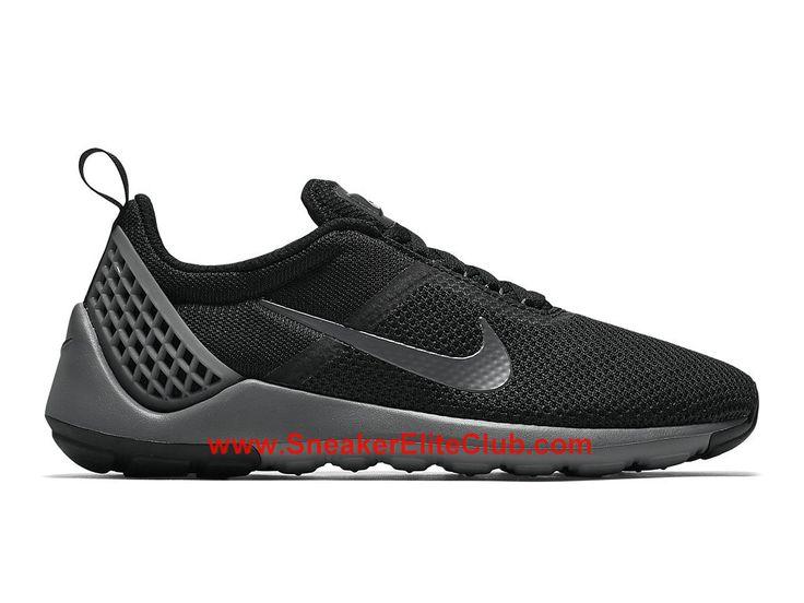 Nike Lunarestoa 2 Essential Homme Noir Gris 811372_003-1603232085 - Chaussure  Nike BasketBall Magasin Pas