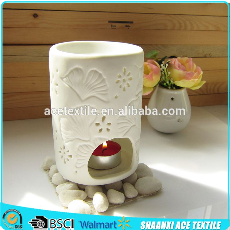 High Grade Ceramic Aroma Oil Burner Gift Set/ Fragrance Oil Burner set