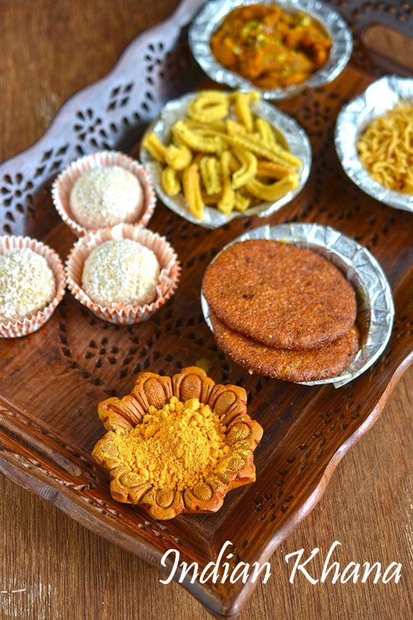 Holi Recipes - Sweets and Snacks recipes for Holi