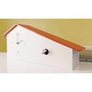 CB2 - Modern Furniture, Home Accessories, and more at cb2.com: Decor, Office, Clock Cb2, Cuckoo 17 5 X8, Modern Cuckoo, Cuckoo Clocks, Design